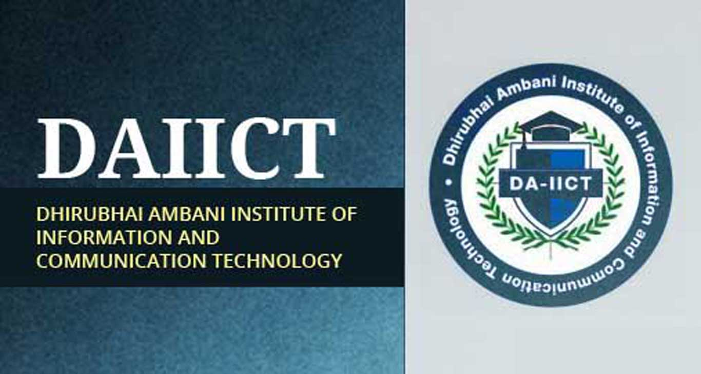 Dhirubhai Ambani Institute of Information and Communication Technology